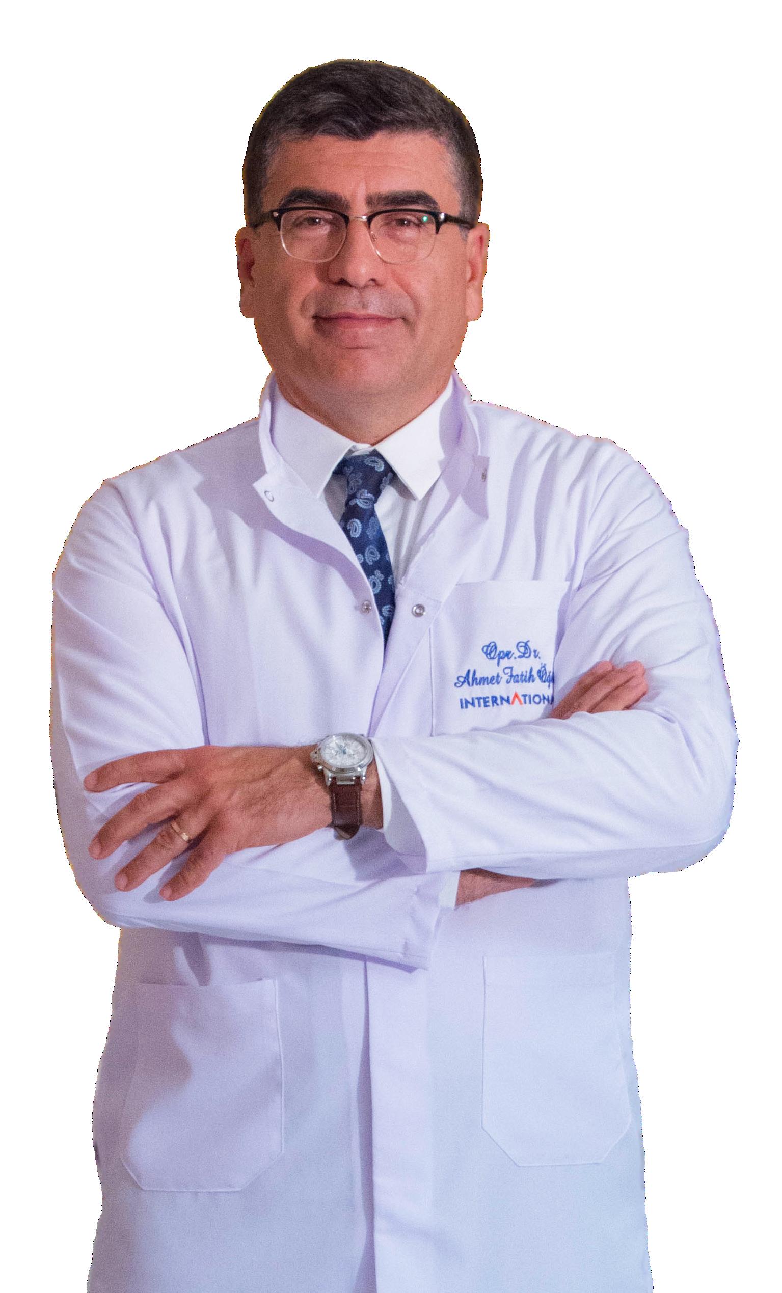 Opr.Dr. Fatih ÖĞÜÇ